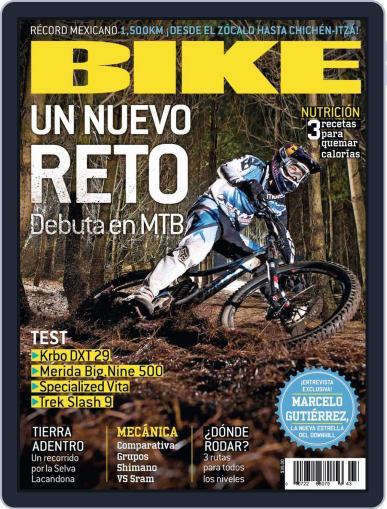Bike México (Digital) February 20th, 2014 Issue Cover