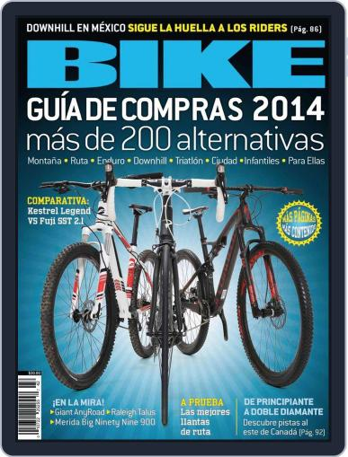 Bike México (Digital) December 19th, 2013 Issue Cover
