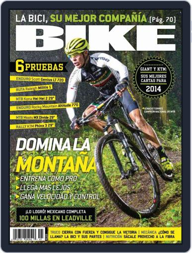 Bike México (Digital) October 20th, 2013 Issue Cover