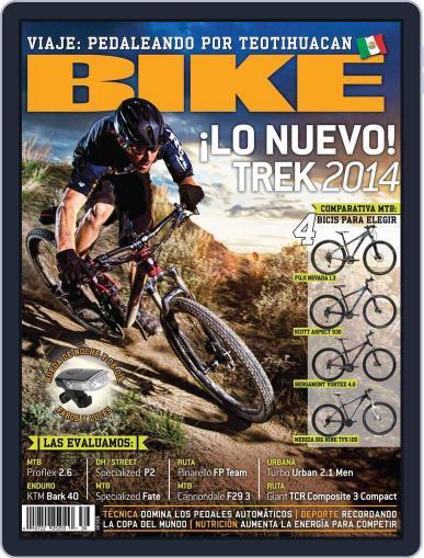 Bike México (Digital) June 20th, 2013 Issue Cover