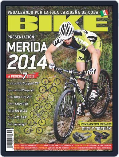 Bike México (Digital) April 21st, 2013 Issue Cover