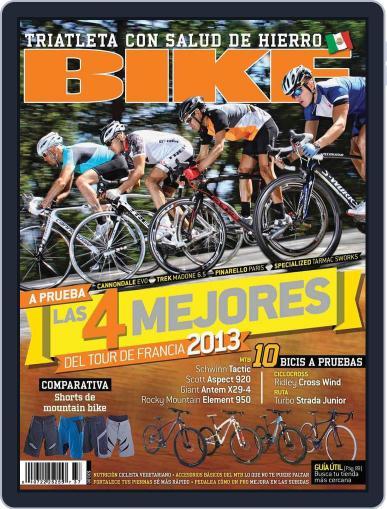 Bike México (Digital) February 20th, 2013 Issue Cover