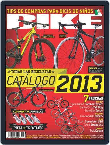 Bike México (Digital) December 19th, 2012 Issue Cover