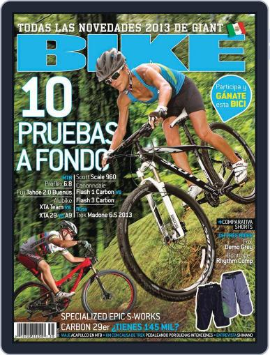 Bike México (Digital) October 18th, 2012 Issue Cover