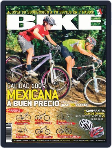 Bike México (Digital) June 19th, 2012 Issue Cover