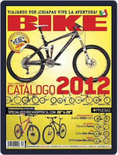 Bike México (Digital) December 28th, 2011 Issue Cover
