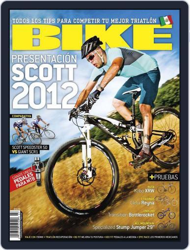 Bike México (Digital) June 23rd, 2011 Issue Cover