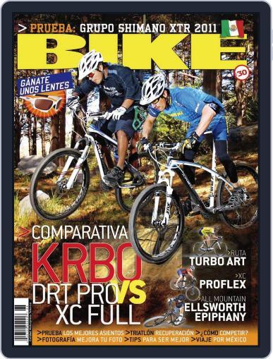 Bike México (Digital) April 20th, 2011 Issue Cover