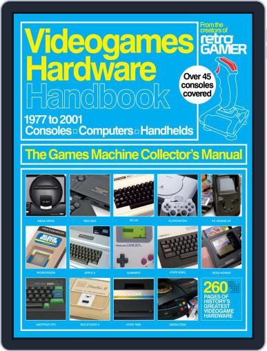 Videogames Hardware Handbook Vol. 2 Magazine (Digital) June 24th, 2015 Issue Cover