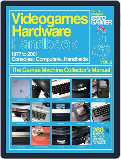Videogames Hardware Handbook Vol. 2 Magazine (Digital) April 13th, 2012 Issue Cover