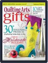Quilting Arts Holiday Magazine (Digital) Subscription August 28th, 2013 Issue