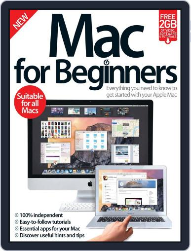 Mac For Beginners Magazine (Digital) May 13th, 2015 Issue Cover