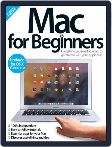 Mac For Beginners Magazine (Digital) January 21st, 2015 Issue Cover