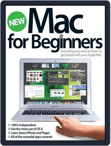 Mac For Beginners Magazine (Digital) September 4th, 2014 Issue Cover