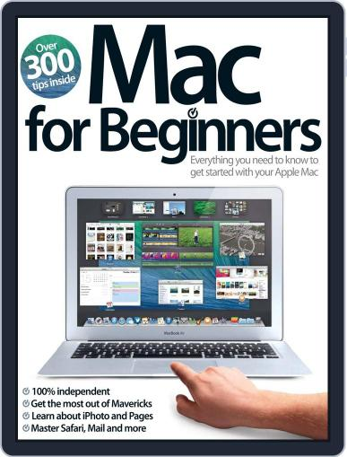 Mac For Beginners Magazine (Digital) May 14th, 2014 Issue Cover