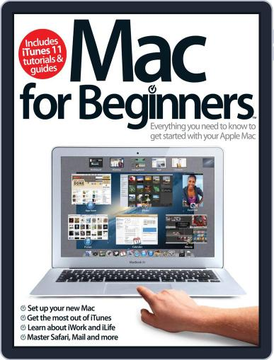 Mac For Beginners Magazine (Digital) June 12th, 2013 Issue Cover