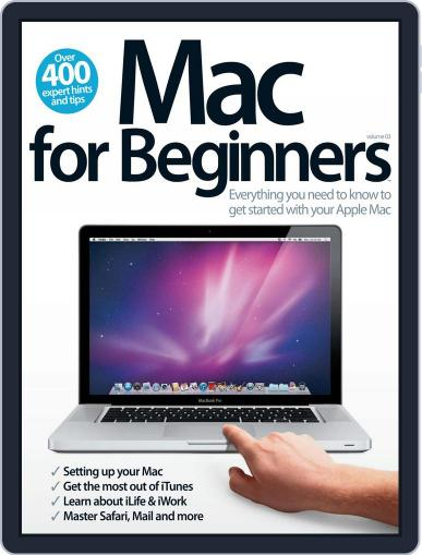 Mac For Beginners Magazine (Digital) July 24th, 2012 Issue Cover