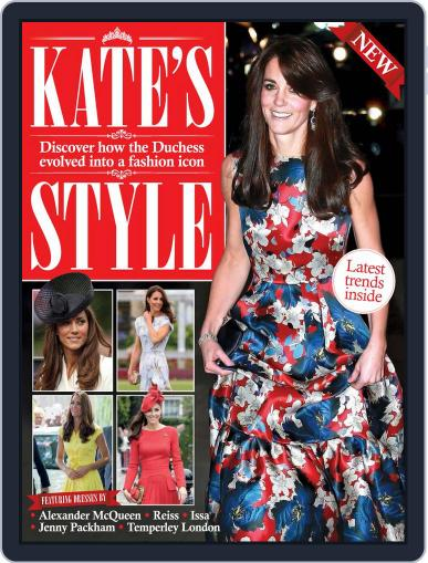 Kate's Style Magazine (Digital) December 2nd, 2015 Issue Cover