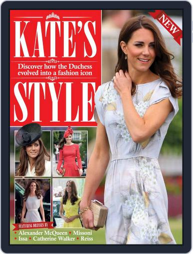 Kate's Style Magazine (Digital) April 15th, 2015 Issue Cover