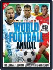 World Football Annual Magazine (Digital) Subscription October 31st, 2016 Issue