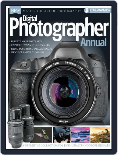 Digital Photographer Annual Magazine November 11th, 2015 Issue Cover