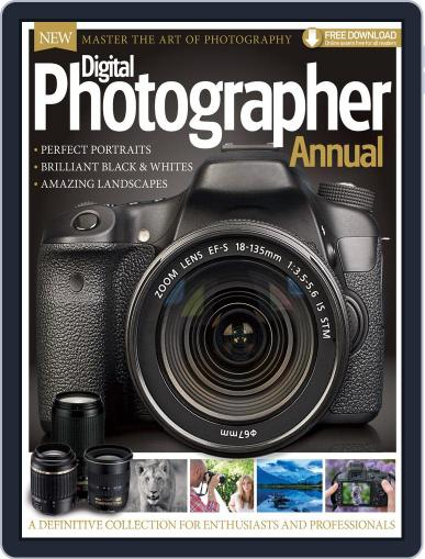 Digital Photographer Annual Magazine November 5th, 2014 Issue Cover