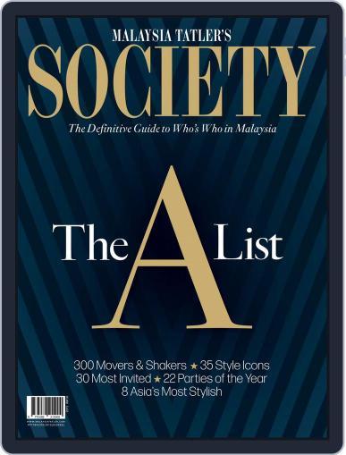 Malaysia Tatler Society Magazine (Digital) January 14th, 2015 Issue Cover