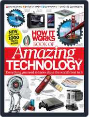 How It Works Book of Amazing Technology Magazine (Digital) Subscription May 29th, 2014 Issue