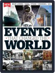 All About History Events That Changed The World Magazine (Digital) Subscription March 25th, 2015 Issue