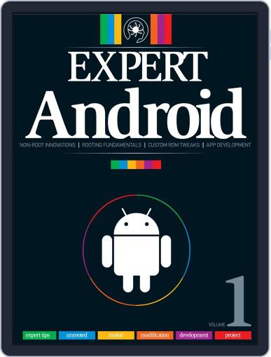 Expert Android Volume 1 Magazine (Digital) July 3rd, 2013 Issue Cover