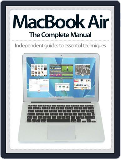 MacBook Air The Complete Manual Magazine (Digital) June 11th, 2014 Issue Cover