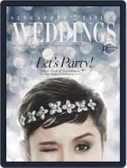 Singapore Tatler Weddings (Digital) Subscription May 6th, 2016 Issue