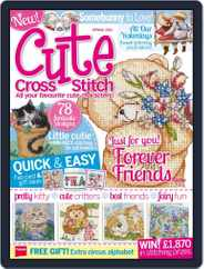 Cute Cross Stitch Magazine (Digital) Subscription April 22nd, 2013 Issue