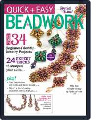 Quick & Easy Beadwork Magazine (Digital) Subscription January 1st, 2017 Issue