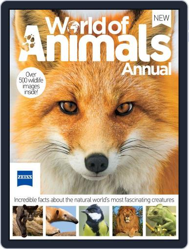 World of Animals Annual Magazine (Digital) November 4th, 2015 Issue Cover