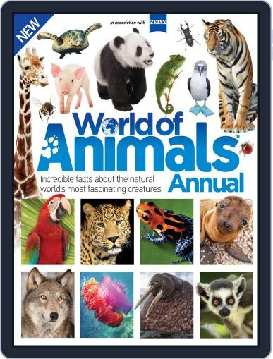 World of Animals Annual Magazine (Digital) November 13th, 2014 Issue Cover
