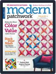 Modern Patchwork Magazine (Digital) Subscription March 1st, 2018 Issue