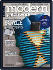 Modern Patchwork Magazine (Digital) Subscription January 1st, 2018 Issue