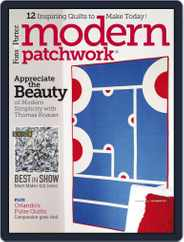 Modern Patchwork Magazine (Digital) Subscription July 1st, 2017 Issue