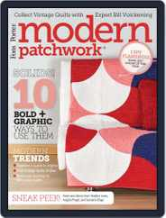 Modern Patchwork Magazine (Digital) Subscription March 1st, 2017 Issue