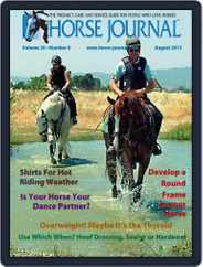 Horse Journal (Digital) Subscription July 15th, 2013 Issue