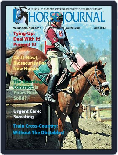 Horse Journal (Digital) June 14th, 2013 Issue Cover