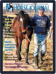 Horse Journal (Digital) Subscription April 18th, 2013 Issue