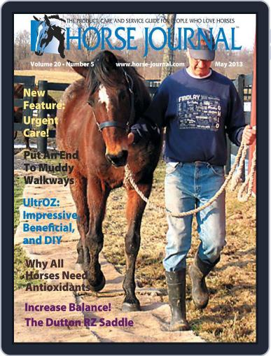 Horse Journal (Digital) April 18th, 2013 Issue Cover