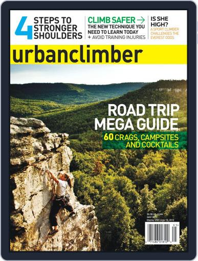 Urban Climber (Digital) May 3rd, 2012 Issue Cover