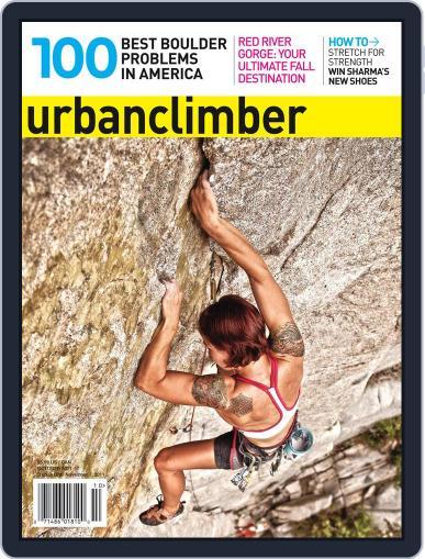Urban Climber (Digital) September 22nd, 2011 Issue Cover