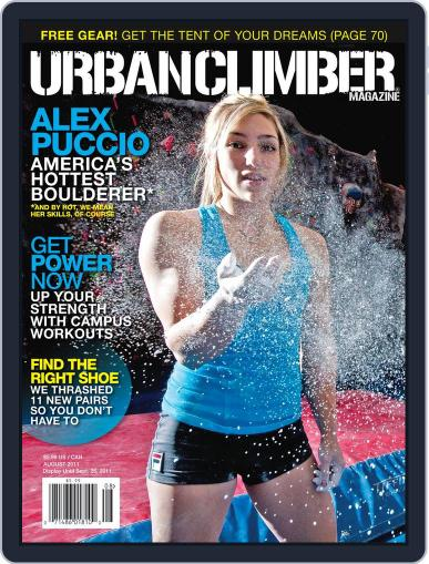 Urban Climber (Digital) August 17th, 2011 Issue Cover