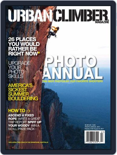 Urban Climber (Digital) June 21st, 2011 Issue Cover