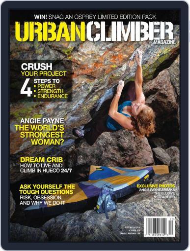 Urban Climber (Digital) September 30th, 2010 Issue Cover