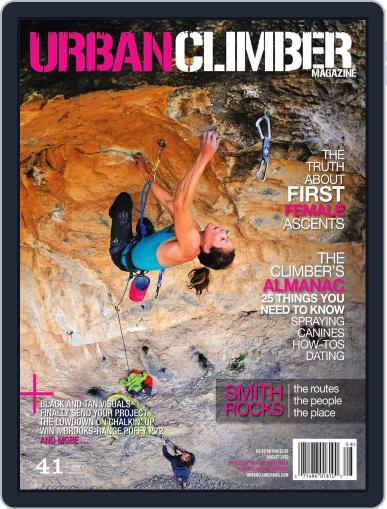 Urban Climber (Digital) July 27th, 2010 Issue Cover